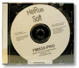 Software FMS32-PRO - HeiRue             Soft...
