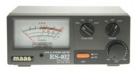 MAAS RS-402 SWR-Power Meter***EOL -