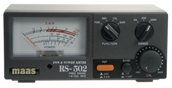 MAAS RS-502 SWR-Power Meter