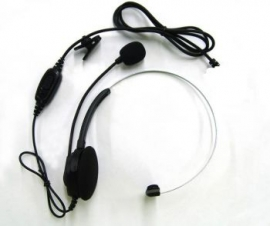 Headset f�r HYT TC-610P/780/3600 -